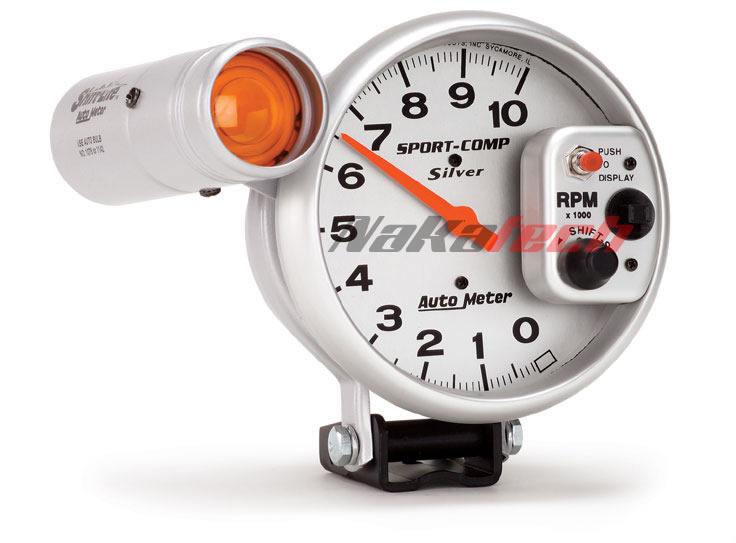 Tacometro Autometer Silver