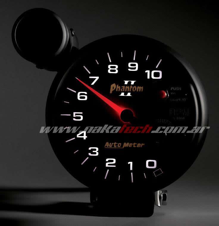 Tacometro Autometer Phantom 2