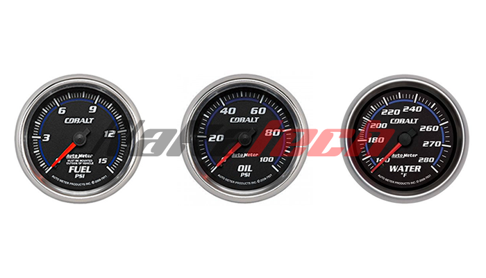 Relojes Autometer Cobalt