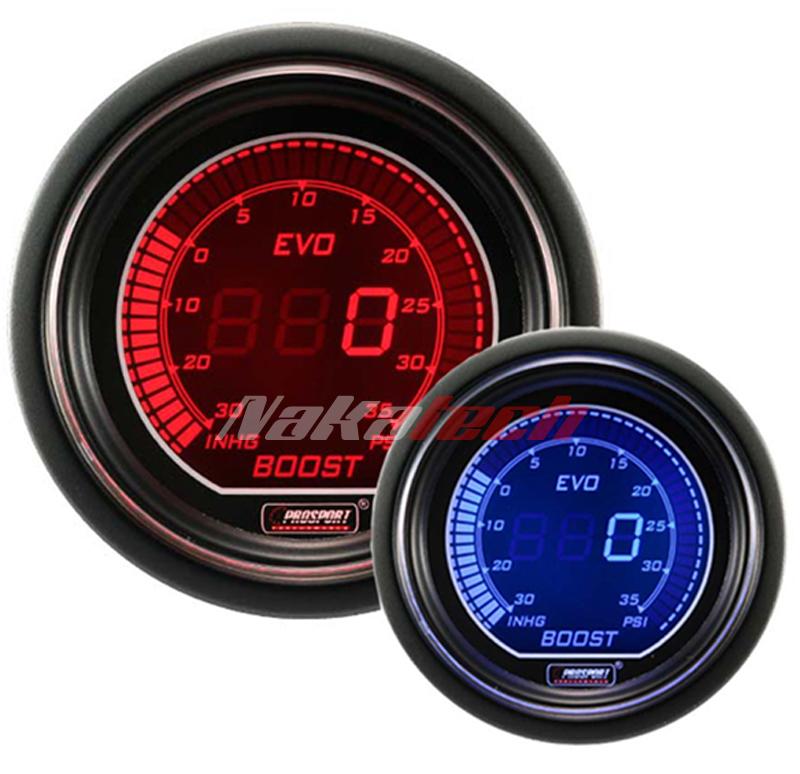 Reloj de Presion de Turbo Prosport