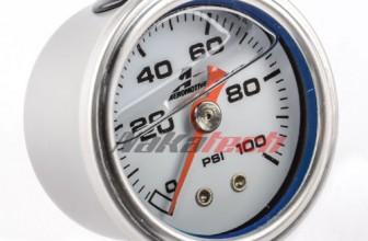Presión de Nafta Aeromotive 100 PSI. Ideal Rampa de inyección o Dosadora