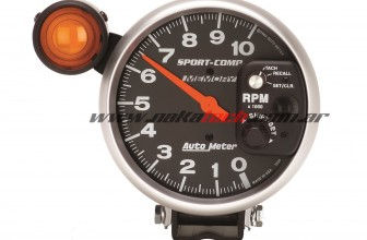 Tacómetro Autometer Sport Comp Memory #3906