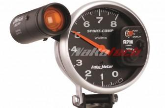 Tacómetro Autometer Sport Comp 8000 RPM – #3905