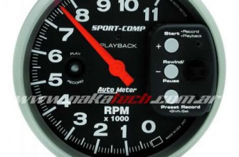 Autometer Sport Comp Playback – Autometer #3967