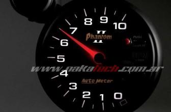 Tacómetro Autometer Phantom 2 – Autometer #7599