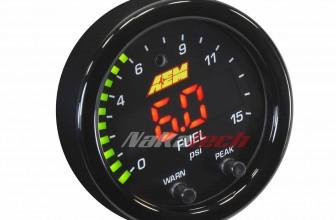 Presión de Nafta AEM X-Series – 15 PSI – AEM 30-0309 52mm
