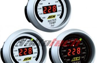 Reloj de Temperatura de Agua o Aceite AEM 30-4402