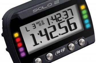 Aim SOLO 2 con GPS – Telemetría para Autos y Motos