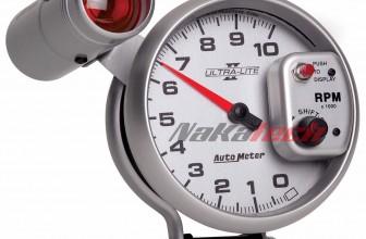 Tacómetro Autometer Ultra Lite 2 – Autometer 4999