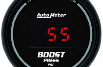 Presión de Turbo Autometer Z Series – 60 PSI