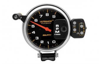 Autometer Ultimate Playback 9,000 RPM – Autometer #6871