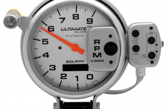 Autometer Ultimate Playback 9,000 RPM #6874