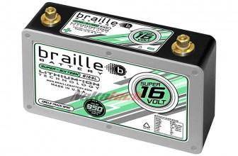 Bateria Braille B169L – 16v – Para autos sin Alternador