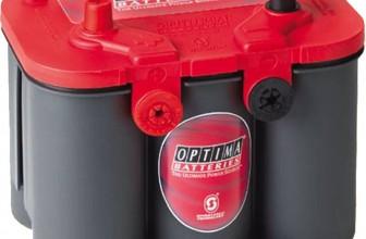 Batería Roja Optima 34/78