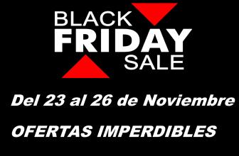 #BlackFriday – Ofertas Imperdibles!