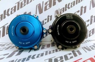 Blow Off Tial Q 50mm – Rojo Azul y Negro