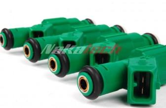 Inyectores Bosch 440cc – Alta Impedancia – Aptos Metanol