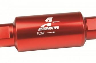 Filtro de Nafta Aeromotive 100 Micrones #12304