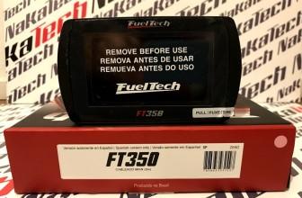 Fueltech FT 350 – En Español + Garantía Oficial