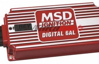 Encendido MSD 6AL – MSD #6425 – Apto 4, 6 y 8 Cilíndros – Con limitador de RPM
