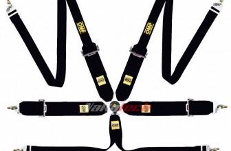 Cinturones de Seguridad 6 Puntas OMP – Homologados hasta el 2022