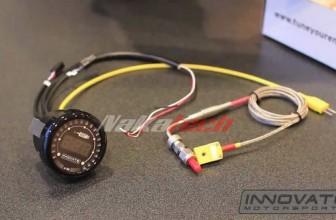 Pirómetro Digital Innovate #3853 con Termocupla y alarma programable!
