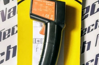 Medidor de Temperatura Laser Longacre – Pirómetro