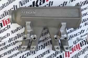 Múltiple Plenum Bercan para Fiat Motor Tipo – 4 u 8 Inyectores
