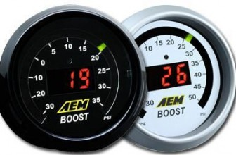 Presión de Turbo AEM 30-4406 – 35 PSI
