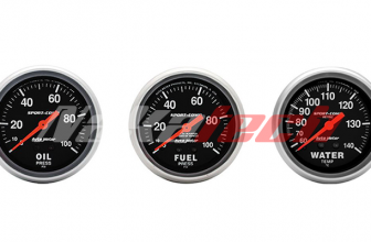 Relojes Autometer Sport Comp 67mm